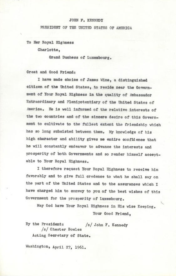 jfk research paper