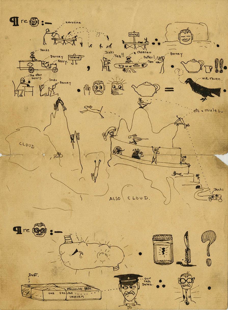 Hemingway pictogram, pg. 2