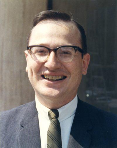 Photograph of Warren Cikins