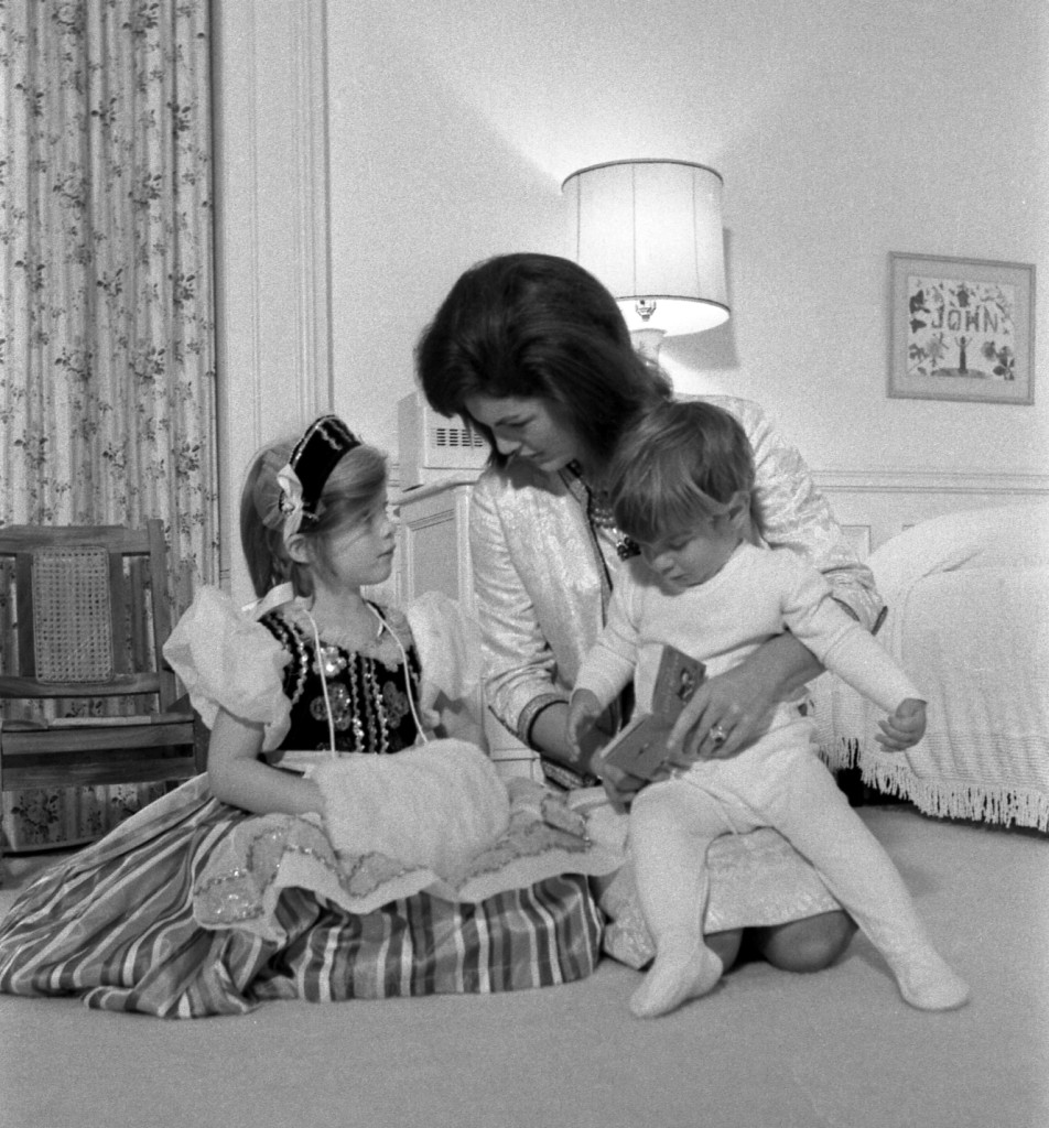 Christmasmiracle archivally speaking an inside look at for John kennedy jr kids