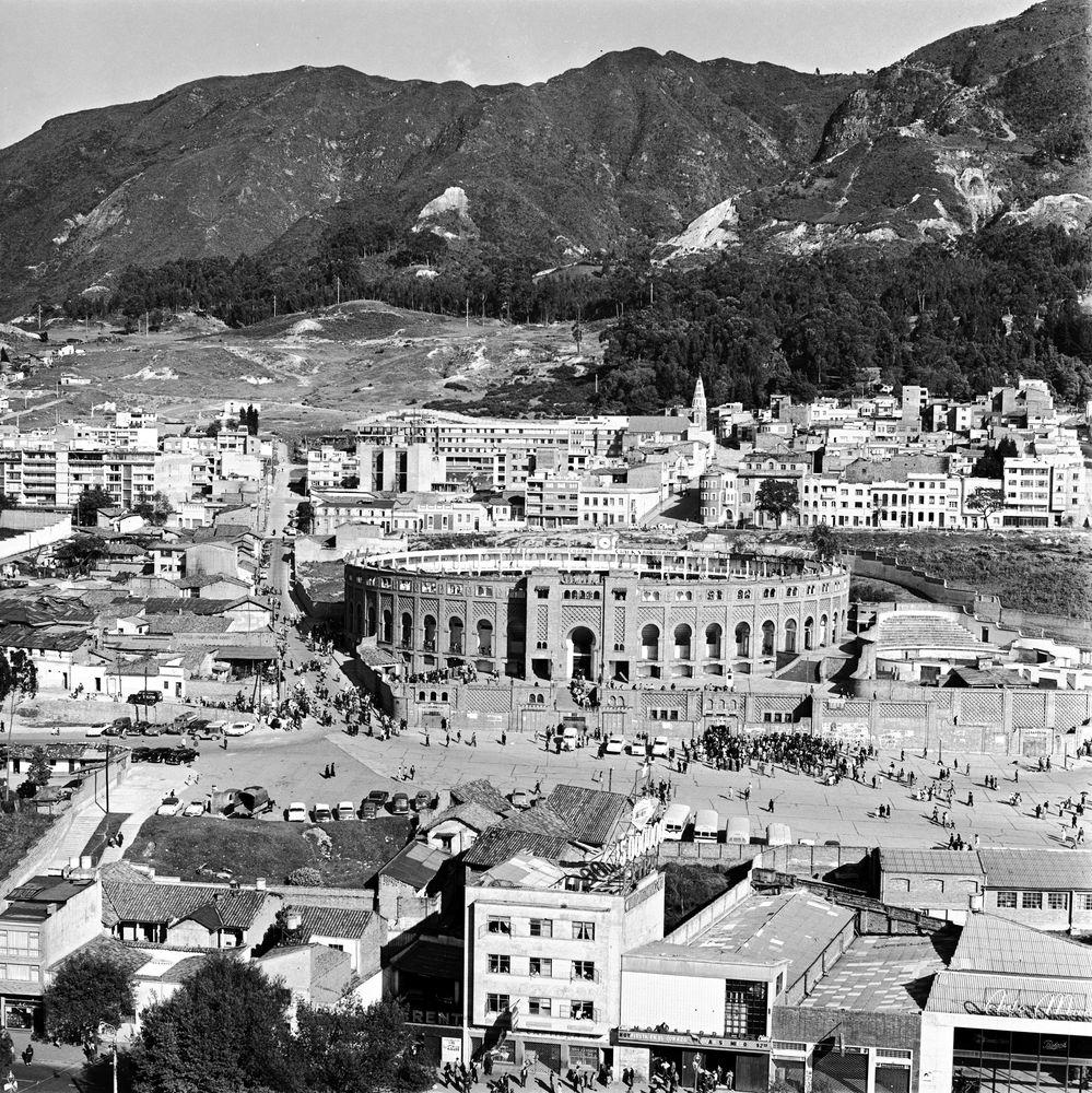 JFKWHP-ST-282-56-61. Bogotá, Colombia, 15-18 December 1961.