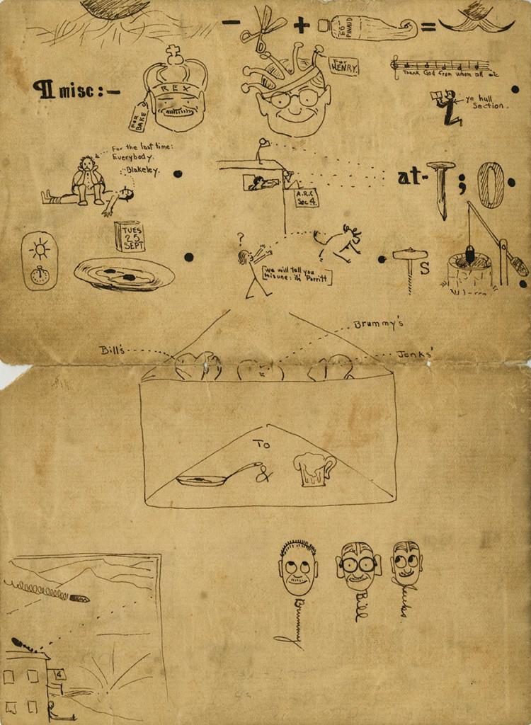 Hemingway pictogram, pg. 3