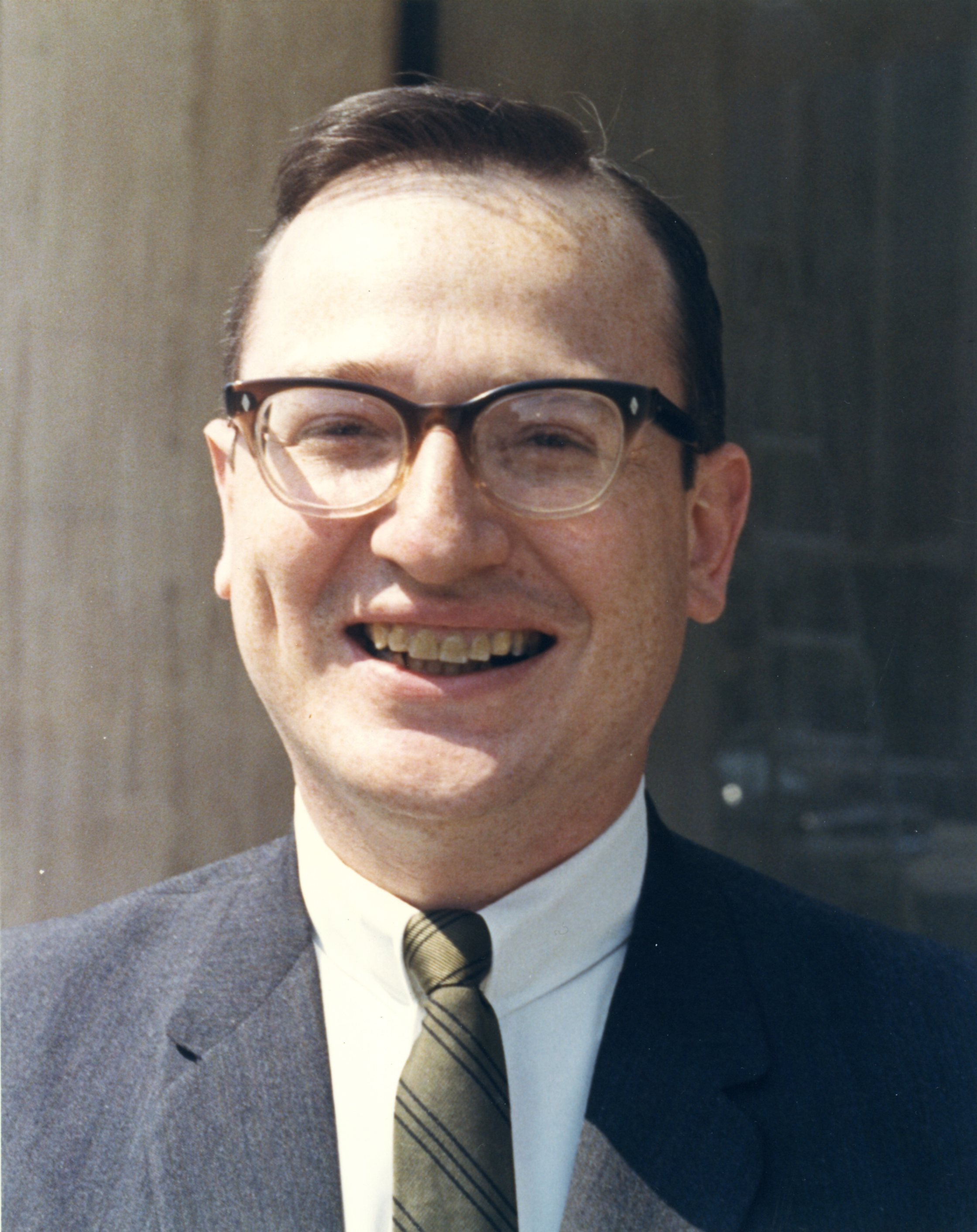 Photograph of Warren Cikins